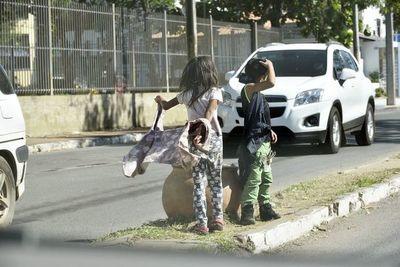 San Lorenzo y Asunción tienen la mayor cantidad de abordajes en calle en niños de 0 a 17 años