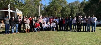 ANR refuerza unidad partidaria en Misiones