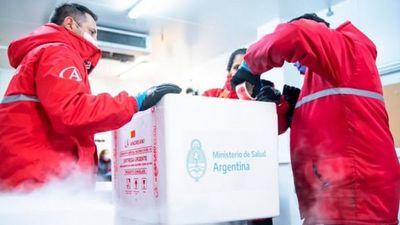 Argentina superó los 41 millones de vacunas recibidas desde el inicio de la pandemia