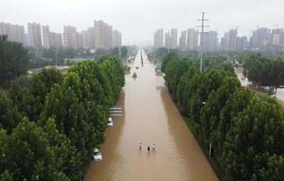 Inundaciones en China: sube a 51 la cifra de víctimas mortales