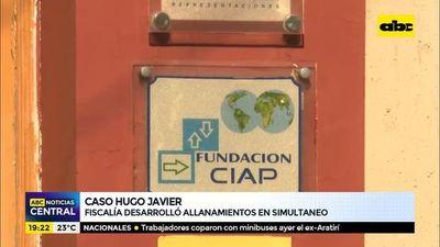 Caso Hugo Javier: Fiscalía desarrolló allanamientos en simultáneo