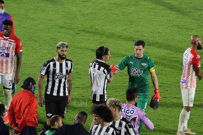 Libertad ya conoce la fecha y hora para enfrentar a Santos en la Sudamericana