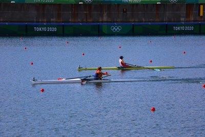 Alejandra Alonso gana el repechaje y avanza en los Juegos Olímpicos