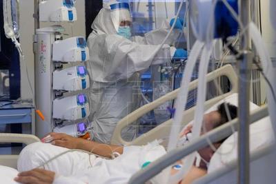 Coronavirus: 49 muertos y 644 contagios