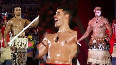 """El atleta que peló cuero y """"encendió"""" las Olimpiadas"""