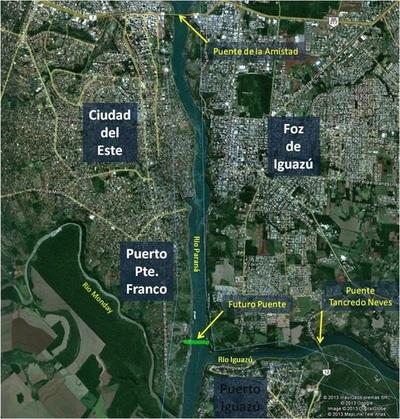 Obras complementarias del segundo puente alcanzarán US$ 150 millones