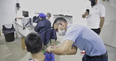 La Nación / Defensa Pública cooperó durante la inmunización de 1.394 niños, niñas y adolescentes