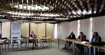 La Nación / La Seprinte se prepara para la visita in situ de evaluadores de Gafilat
