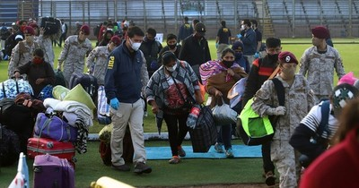 La Nación / Chile alivia desde el lunes las restricciones en fronteras del país