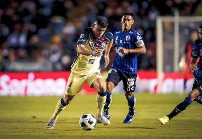 México: América inicia con empate ante Querétaro
