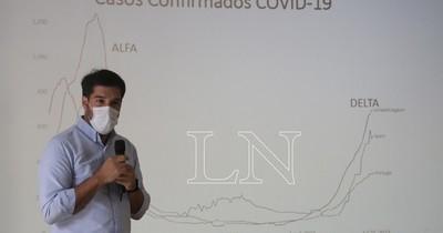 La Nación / Confirman seis casos positivos de Delta en Asunción y Central