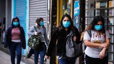 Disminuyen contagios y Paraguay sale de zona roja tras 4 meses
