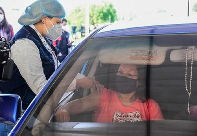 Paraguay avanza hacia los 2 millones de vacunados contra el Covid-19