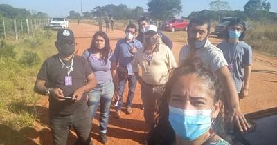 La Nación / Paraguay expulsa a cinco argentinos y un colombiano tras incursionar en zona del EPP