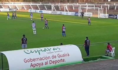 Ovetense FC y un golpe de autoridad en el arranque del Nacional B