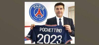 Mauricio Pochettino renovó contrato con el PSG hasta 2023