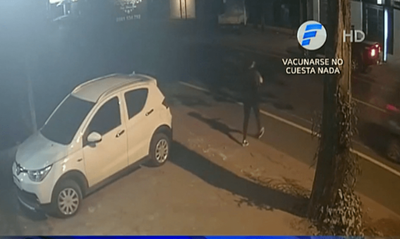 Buscan a conductor que atropelló a joven de 17 años