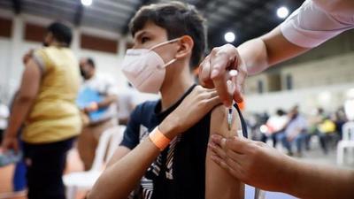 DíaA: 27 mil adolescentes fueron inmunizados contra el COVID-19 – Prensa 5