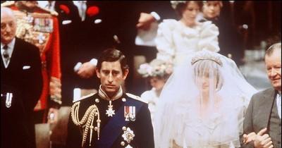"""La Nación / """"Boda del siglo"""": 40 años de la unión de Carlos y Diana"""