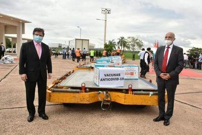 Paraguay negocia compra de 500.000 dosis de AstraZeneca fabricadas en México
