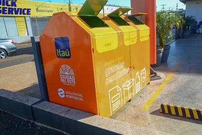 """Se instala primer """"Ecopunto"""" que convierte a CDE en referencia en gestión de materiales reciclados"""