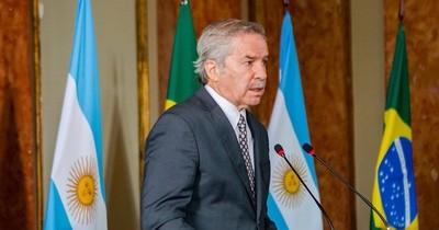 """La Nación / Mercosur: """"Las actitudes hostiles de Brasil mataron el debate"""", dice canciller argentino"""
