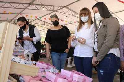 Fiesta Gastronómica Misionera, con productos de emprendedores del MTESS