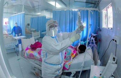 Baja nivel de internaciones y casos graves por Covid, en proporción a más vacunación
