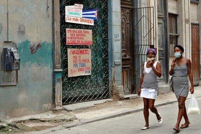 Cuba atraviesa el peor momento de la pandemia con récord de muertos por Covid-19