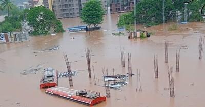 La Nación / India: 79 muertos y decenas de desaparecidos por lluvias monzónicas