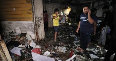 La Nación / Irak detiene a responsables de atentado en mercado de Bagdad