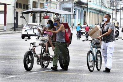 Cuba registra récord de decesos por coronavirus