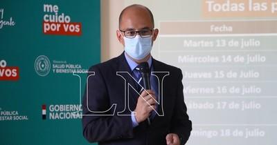 La Nación / Reorganizarán vacunatorios para evitar aglomeración y malos momentos a los adultos mayores