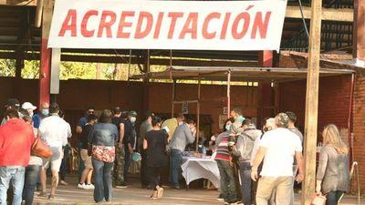 Senabico realiza su tercera subasta pública en el predio de la Expo