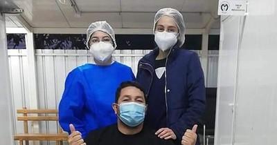 La Nación / CDE: Hospital Regional descendió de 50 a 8 internados por COVID-19