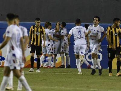 Nacional-Guaraní, único juego del día y el segundo con público