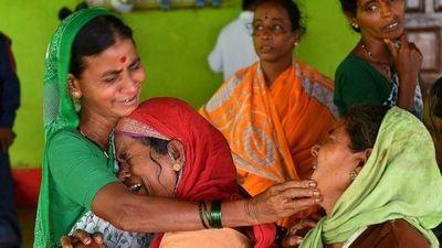 Lluvias monzónicas causan 79 muertos y decenas de desaparecidos en India