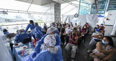 La Nación / Colombia detecta variante delta tras enfrentar la ola más mortífera de la pandemia