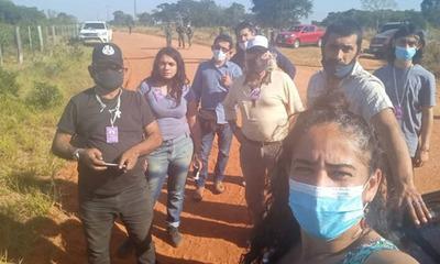 Migraciones expulsó a activistas argentinos que buscaban a hija de líderes de EPP