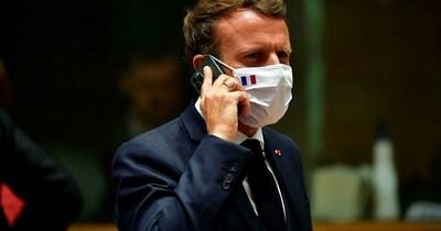 La Nación / Pegasus: cómo funcionan los teléfonos del presidente francés