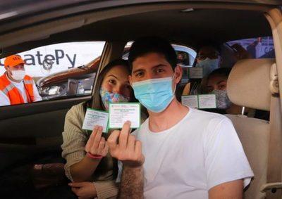 Paraguay se acerca a los 2 millones de vacunados contra el Covid-19