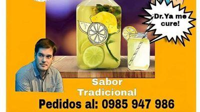 A full venden el carrulim con cara del doc Guillermo Sequera