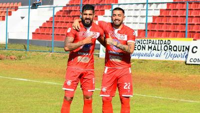 Resumen del partido General Caballero JLM 1-0 Atyrá FC