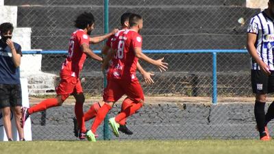 Resumen del partido Deportivo Santaní 0-2 Fernando de la Mora