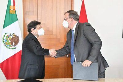 Paraguay y México apuestan por fortalecer las relaciones bilaterales