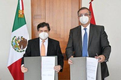Paraguay y México refuerzan relaciones económicas y comerciales