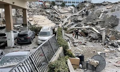 Polémica por decisión de vender terreno de edificio que colapsó en Miami