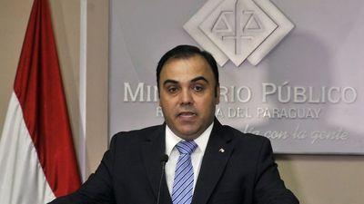 Fiscal apeló decisión de juez que negó declarar en rebeldía a Díaz Verón