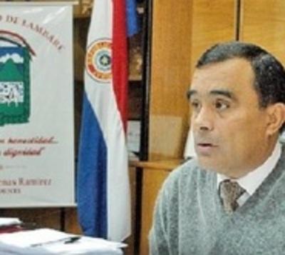 Condenan a exintendente de Lambaré