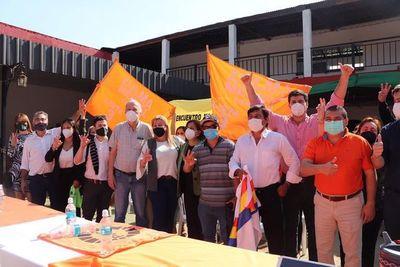 Opositores consensuan lista para Junta Municipal en Encarnación
